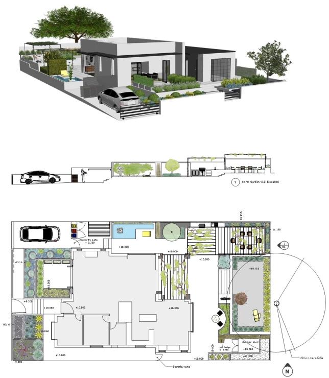 modernist_garden_gardenism_sketchup